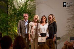 1º Premio Lapiz de Oro, Carolina Cesio